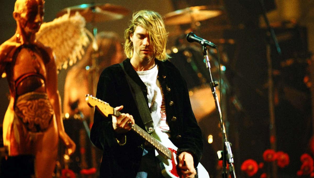 Getty Images Kurt Cobain