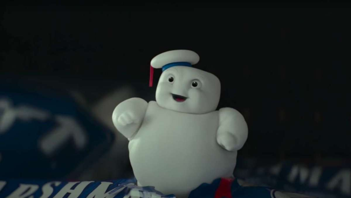 Ghostbusters Afterlife mini Stay Puft