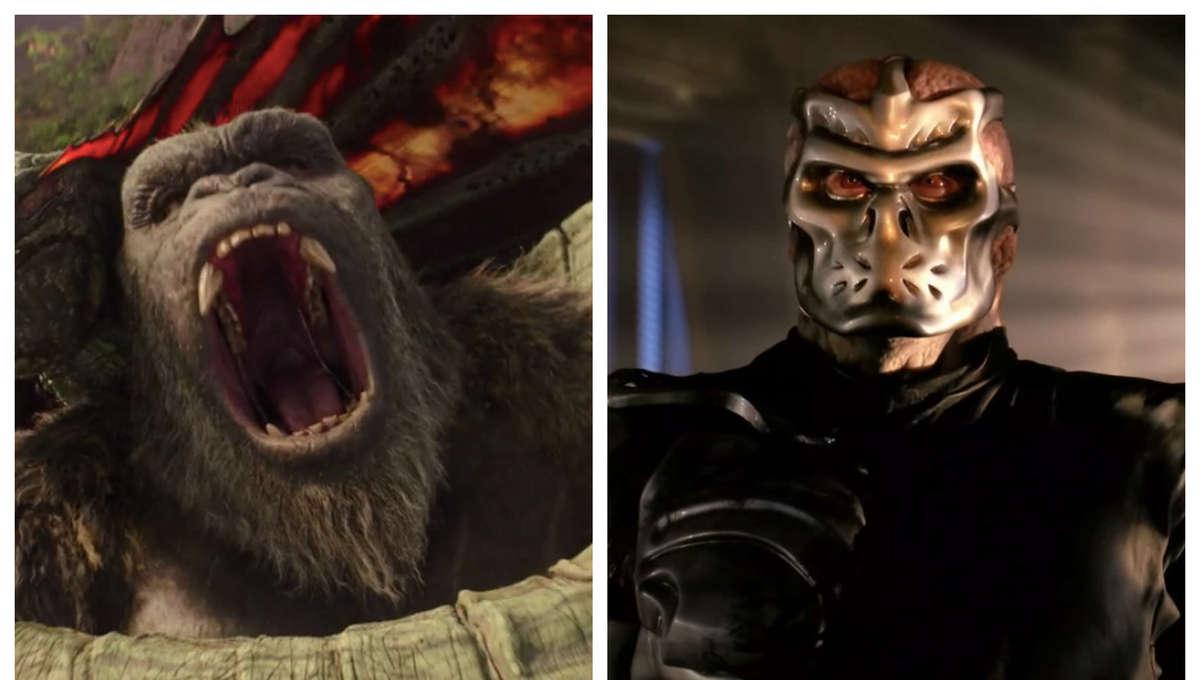 Godzilla vs Kong & Jason X