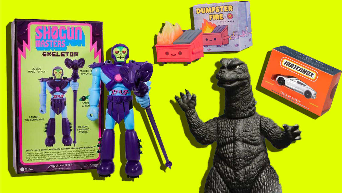 important toy news april 22
