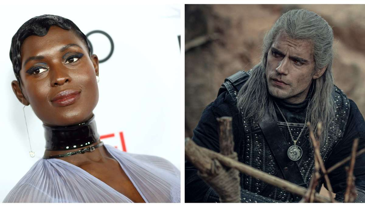 Jodie Turner-Smith The Witcher