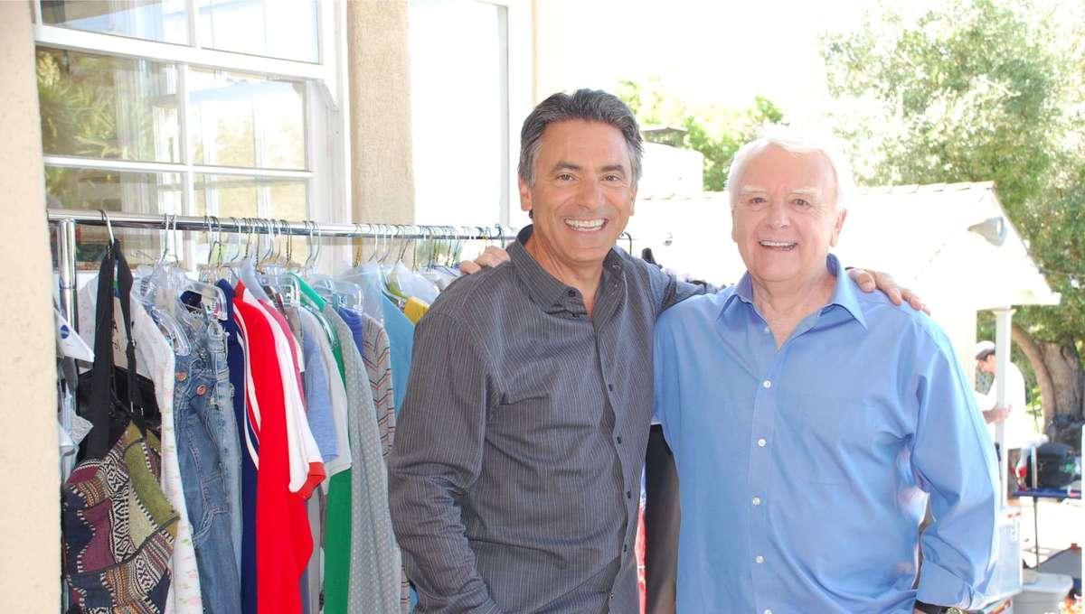 Joe Cipriano and Mark Elliott