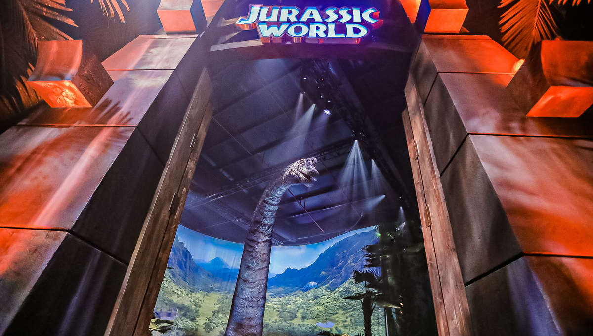 Jurassic World: The Exhibition 1