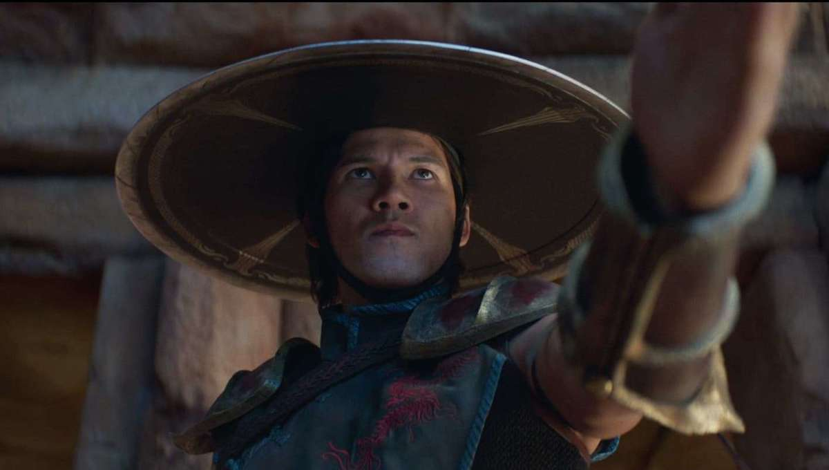 Kung Lao fight