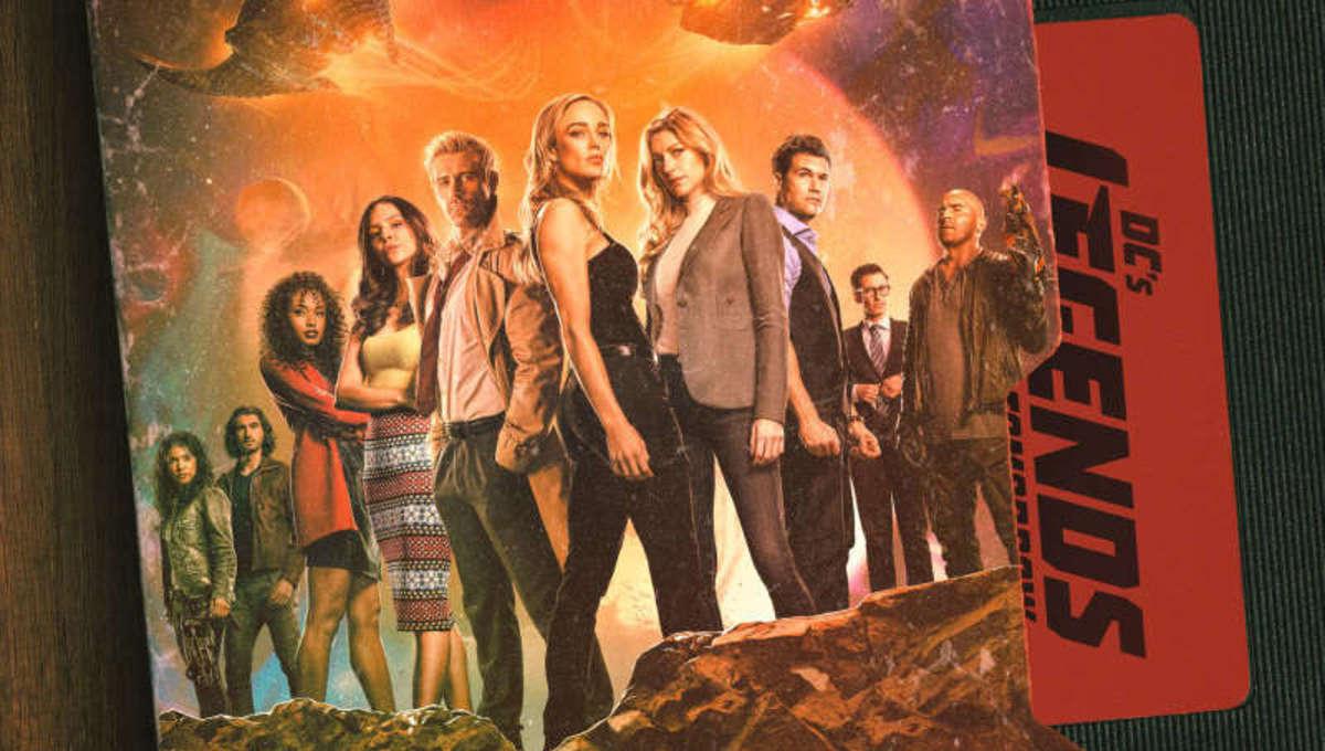 Legends of Tomorrow poster Season 6
