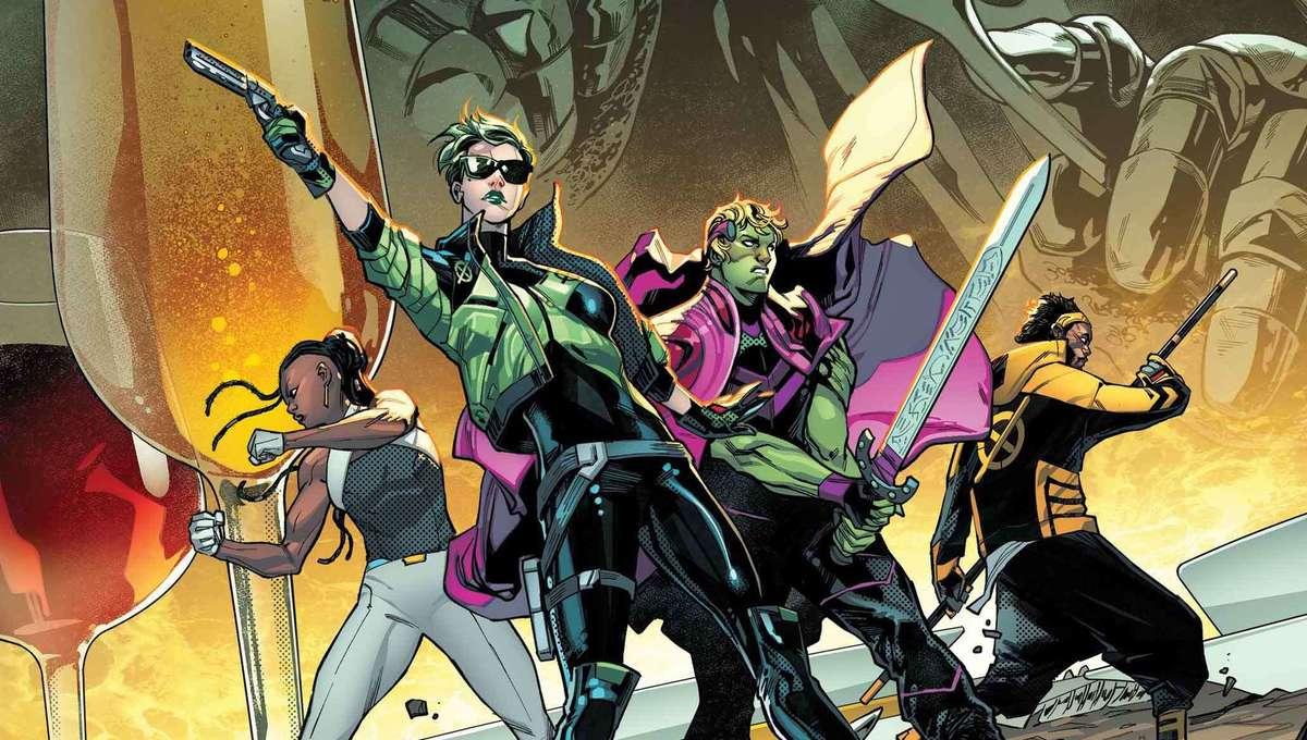 Marvel SWORD Last Annihilation