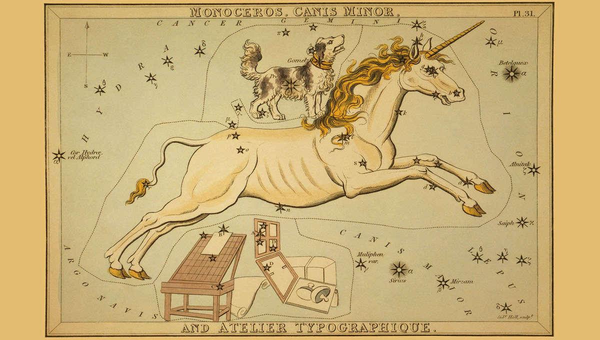 Monoceros constellation