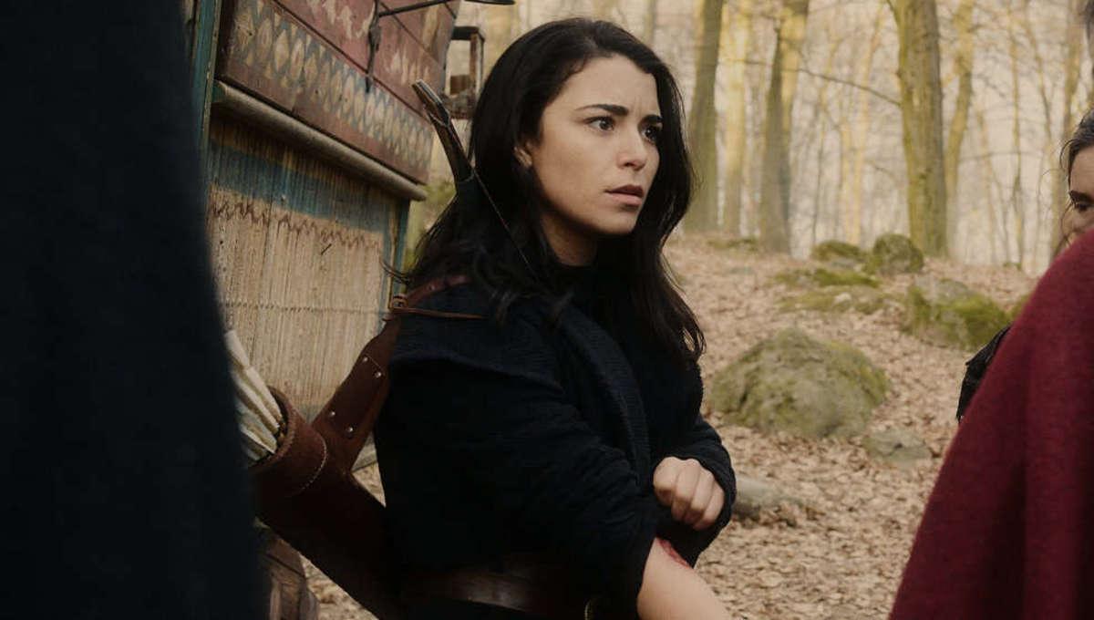 Van Helsing Season 5 Nicole Muñoz