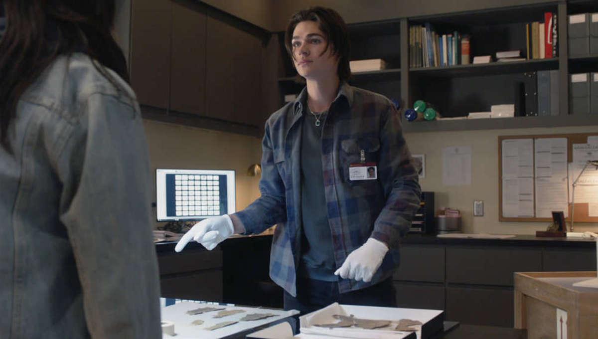 Manifest Season 3 Will Peltz as Levi