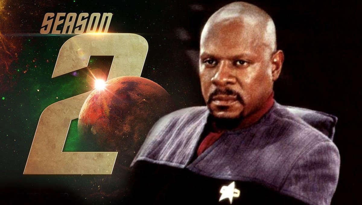 Picard Sisko Season 2