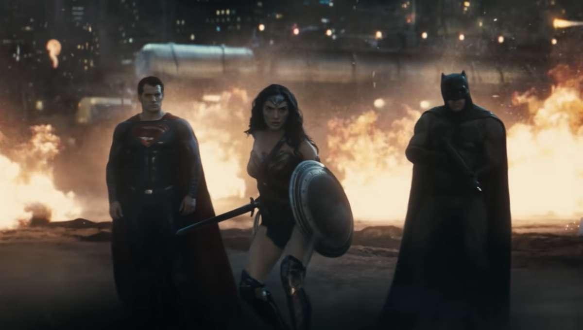 Screenshot from Zack Snyder Trailer