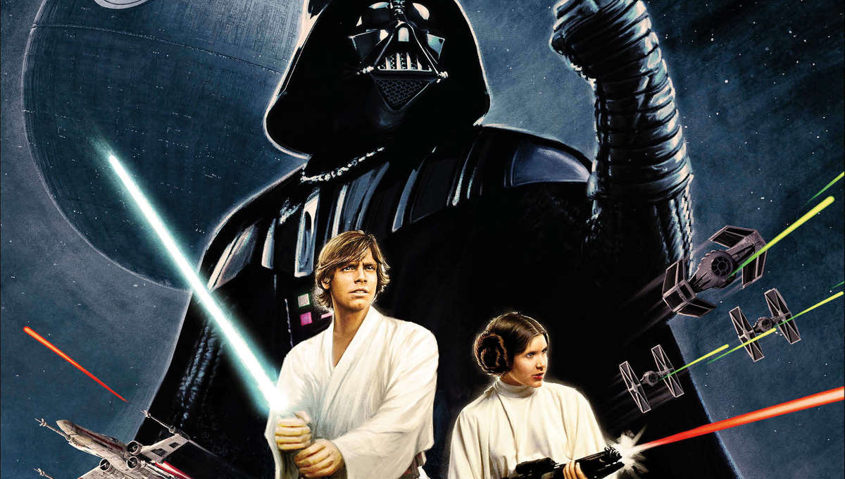 Star Wars: Skywalker: A Family at War (Cover)