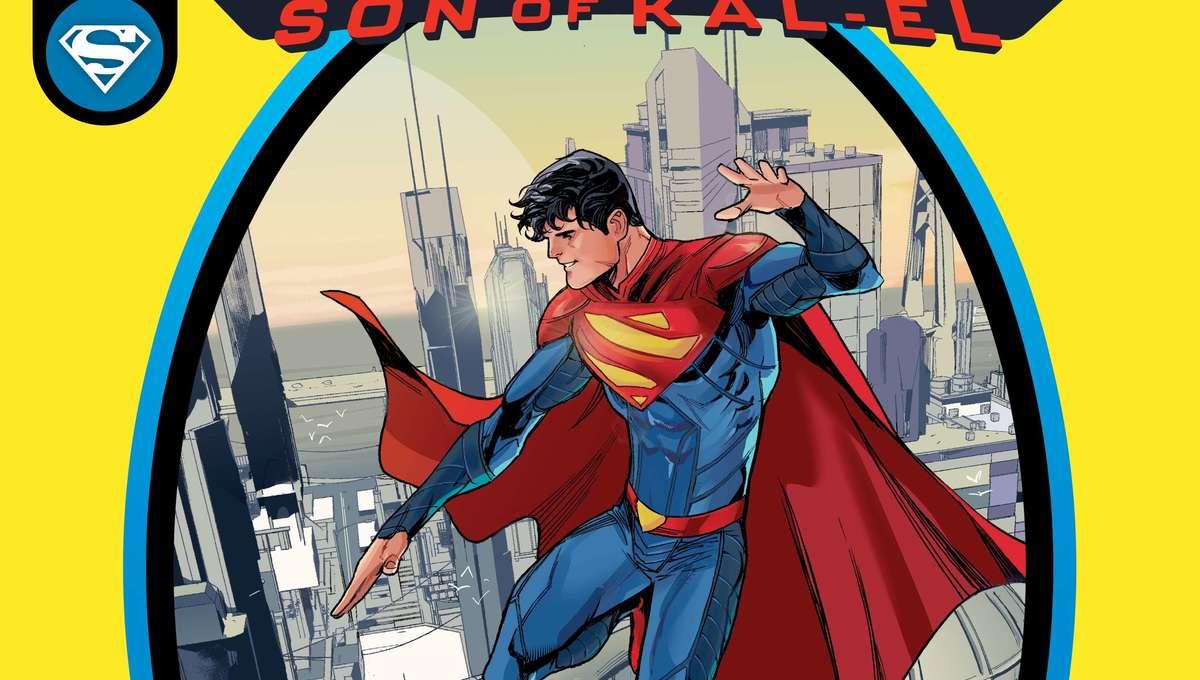 Superman: Son of Kal-El main cover