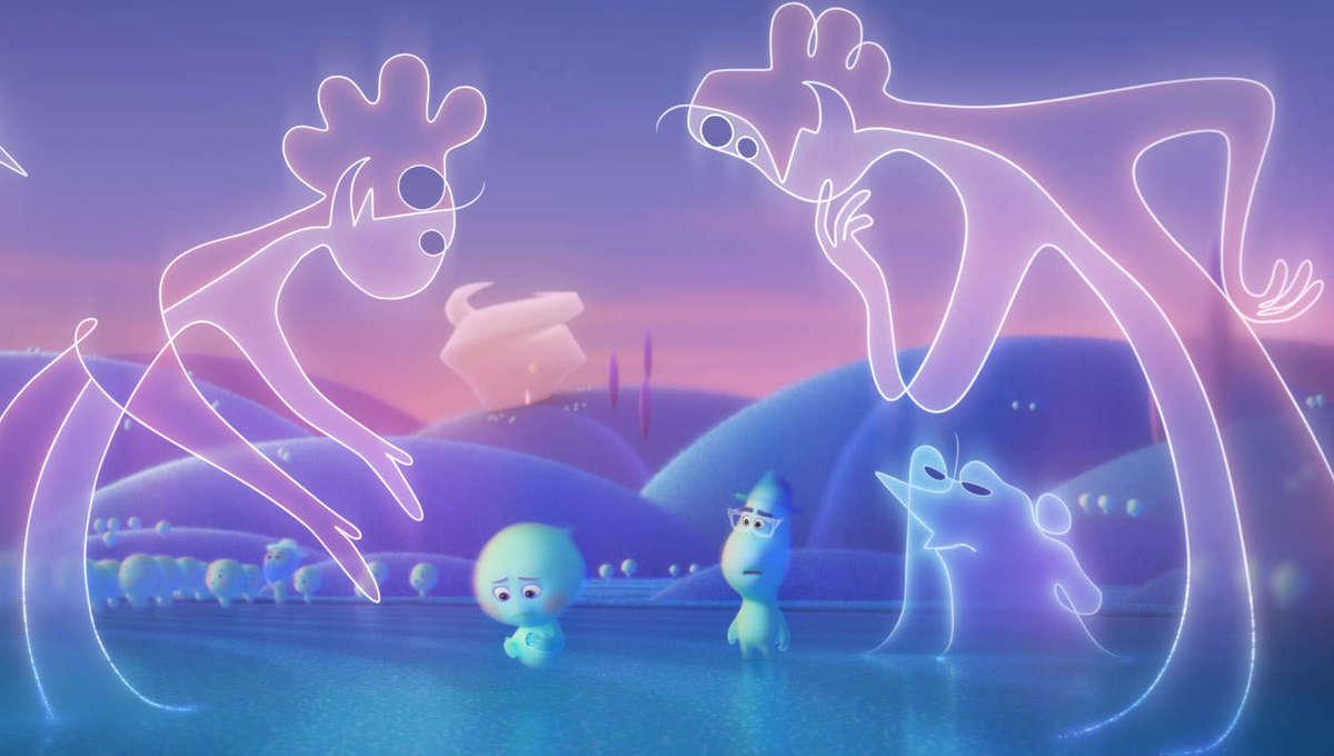 Soul Movie Pixar