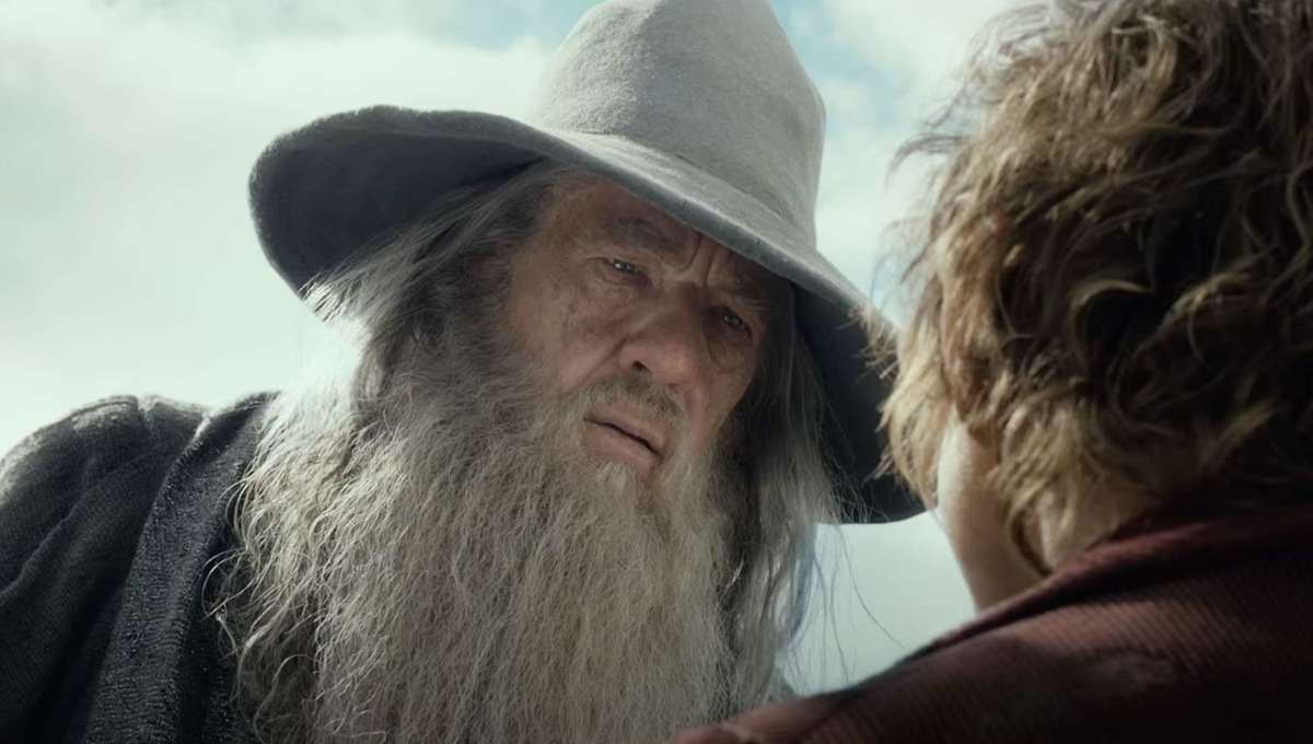 The Hobbit Official Screen Grab
