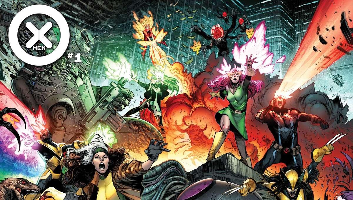 X-Men 2021