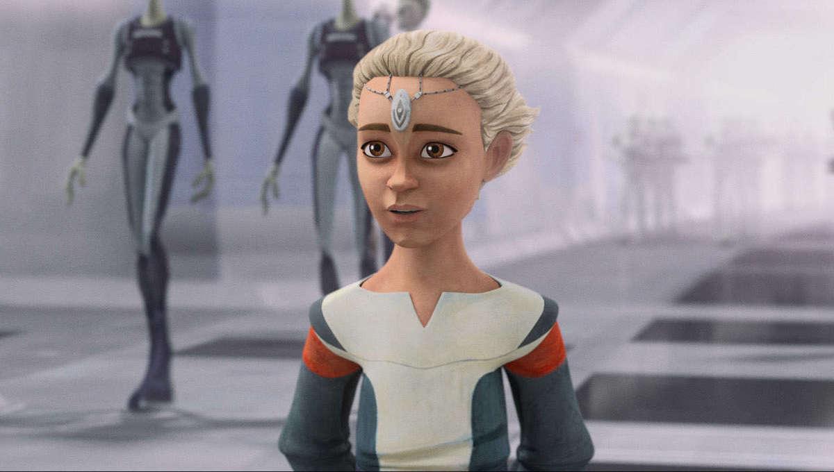 Star Wars: The Bad Batch (Omega)