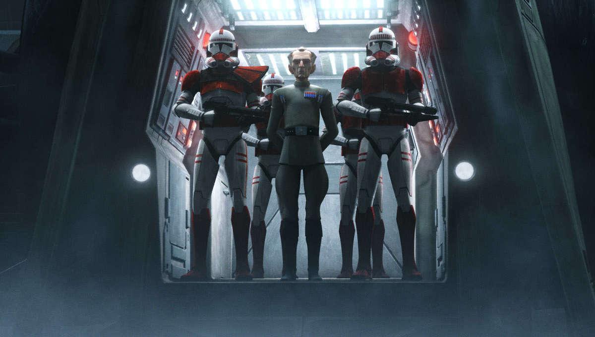 Star Wars: The Bad Batch (Tarkin)