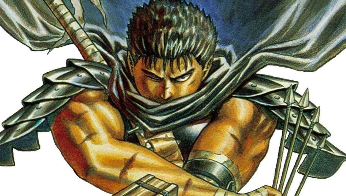 Berserk Vol. 1 cover hero