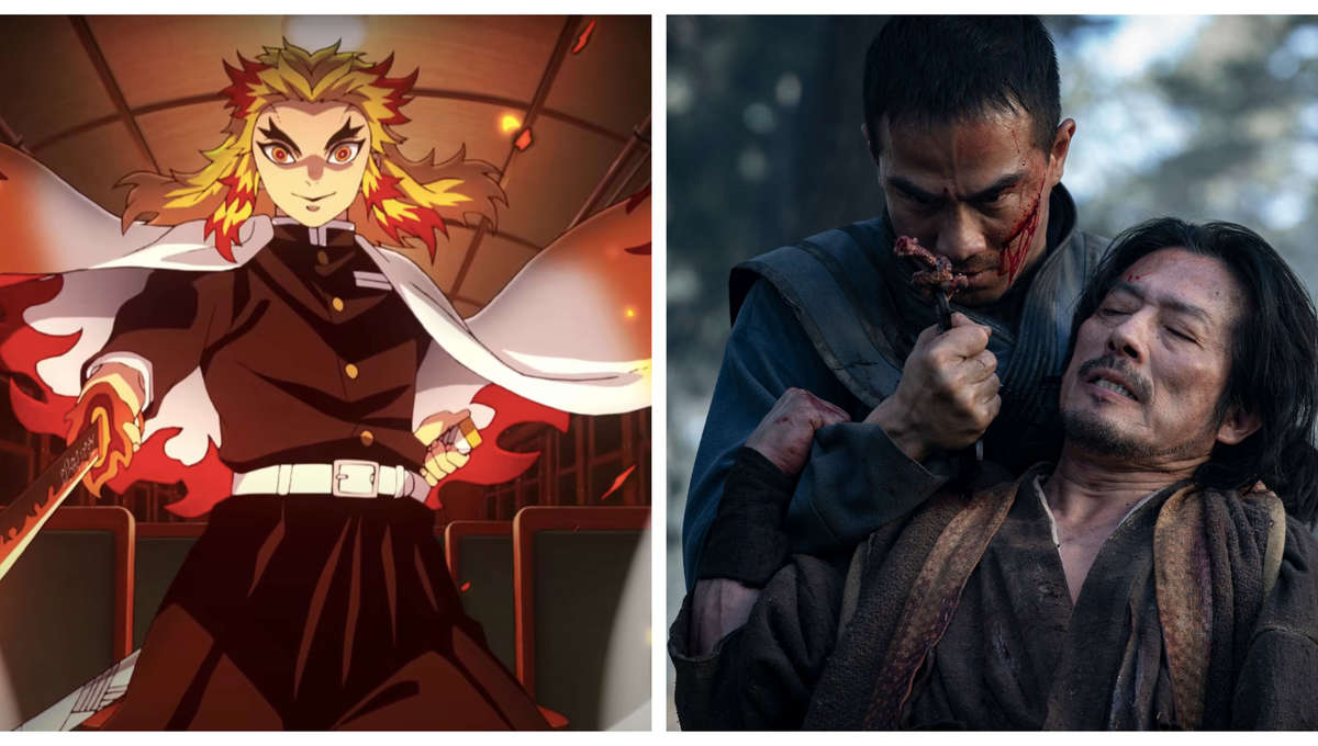 Demon Slayer & Mortal Kombat