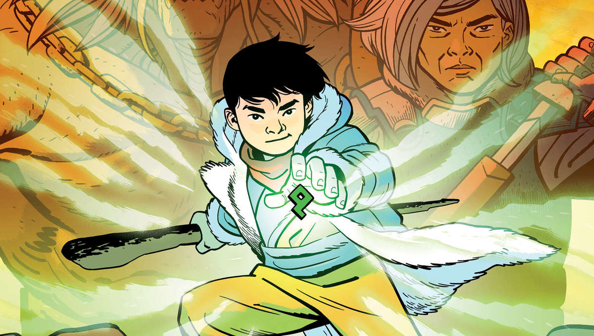 The Dragon Path Cover