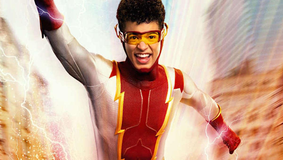 Jordan Fisher as Impulse The Flash