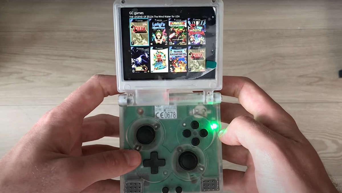 Nintendo Wii SPii fan mod
