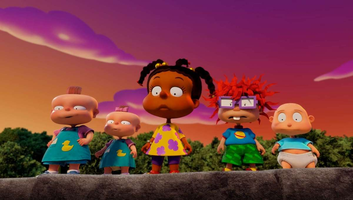 Rugrats reboot Paramount+