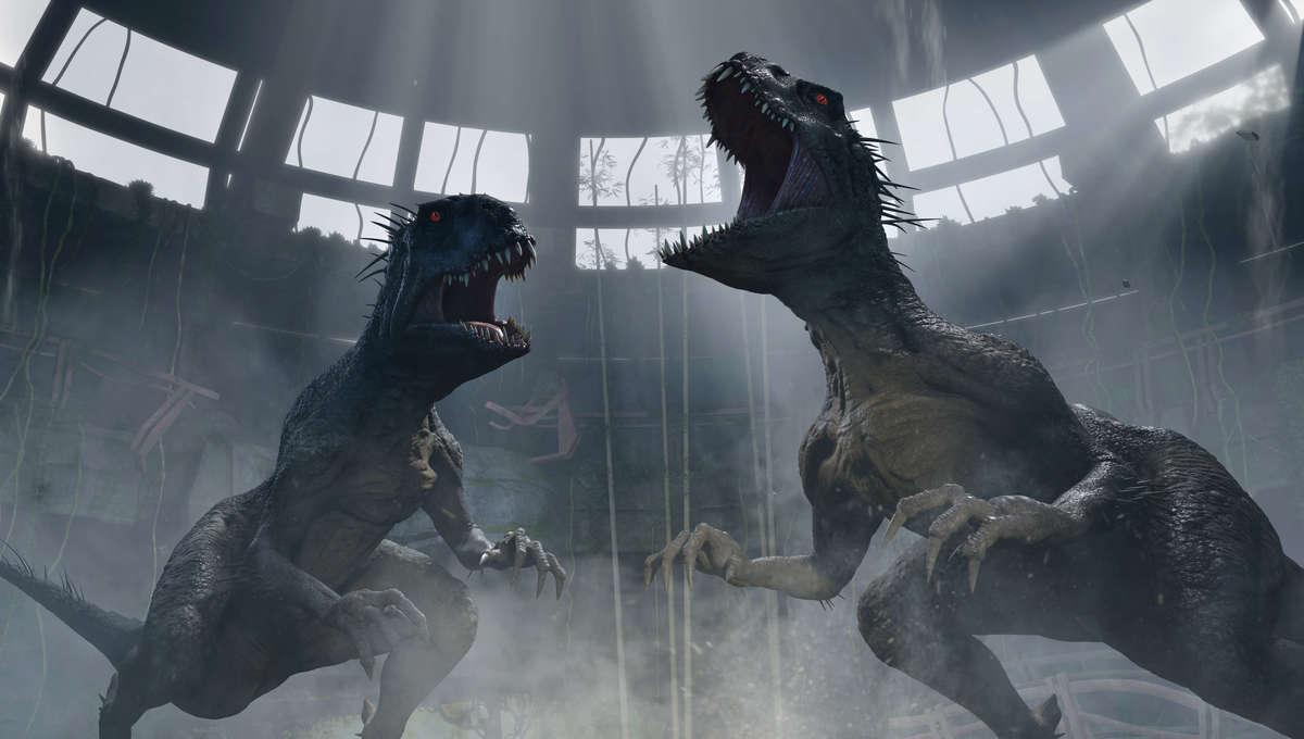 Jurassic World: Camp Cretaceous Season 3 Scorpios Rex