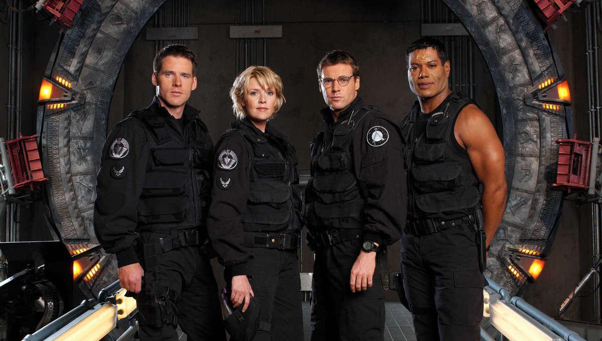 Stargate SG-1 Getty