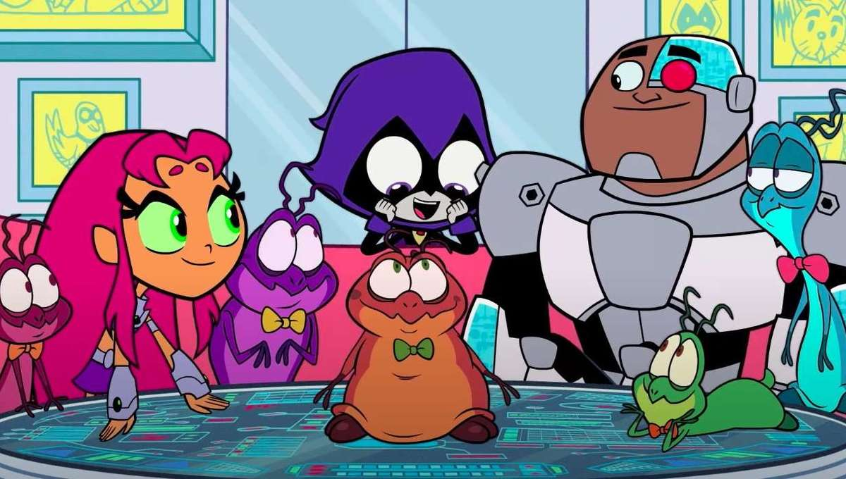 Teen Titans GO Monstars