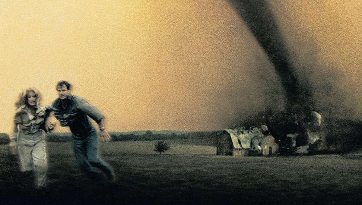 Twister movie poster