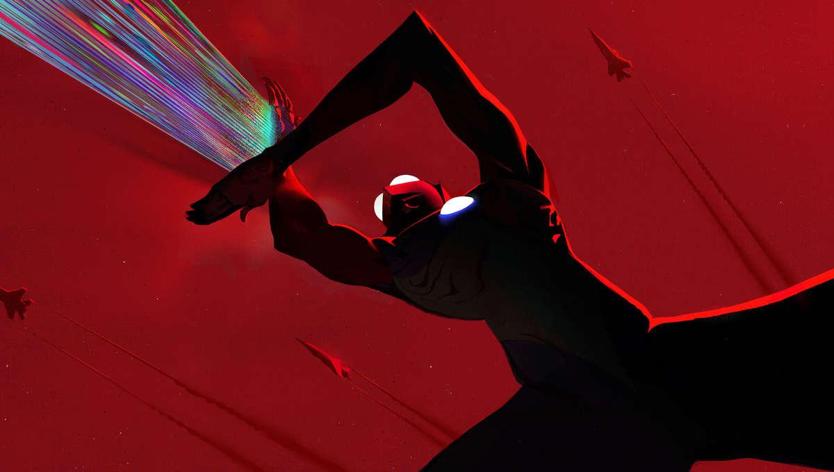Ultraman Movie Teaser Art via Netflix