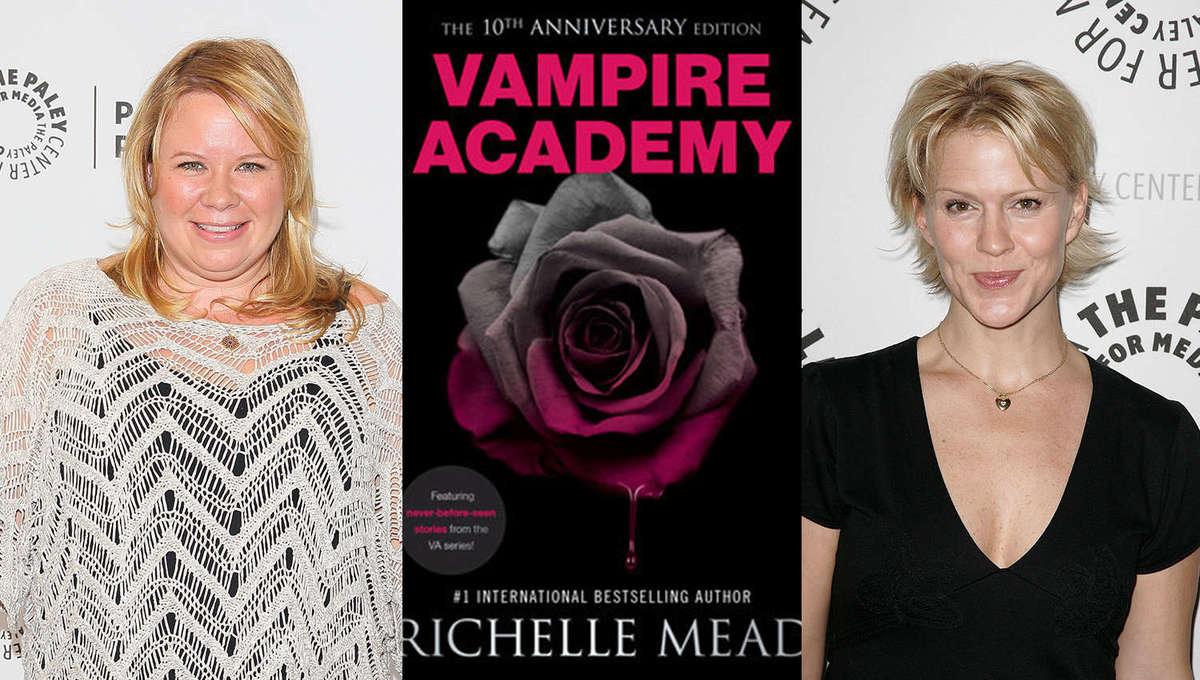 Julie Plec, Vampire Academy, Marguerite MacIntyre