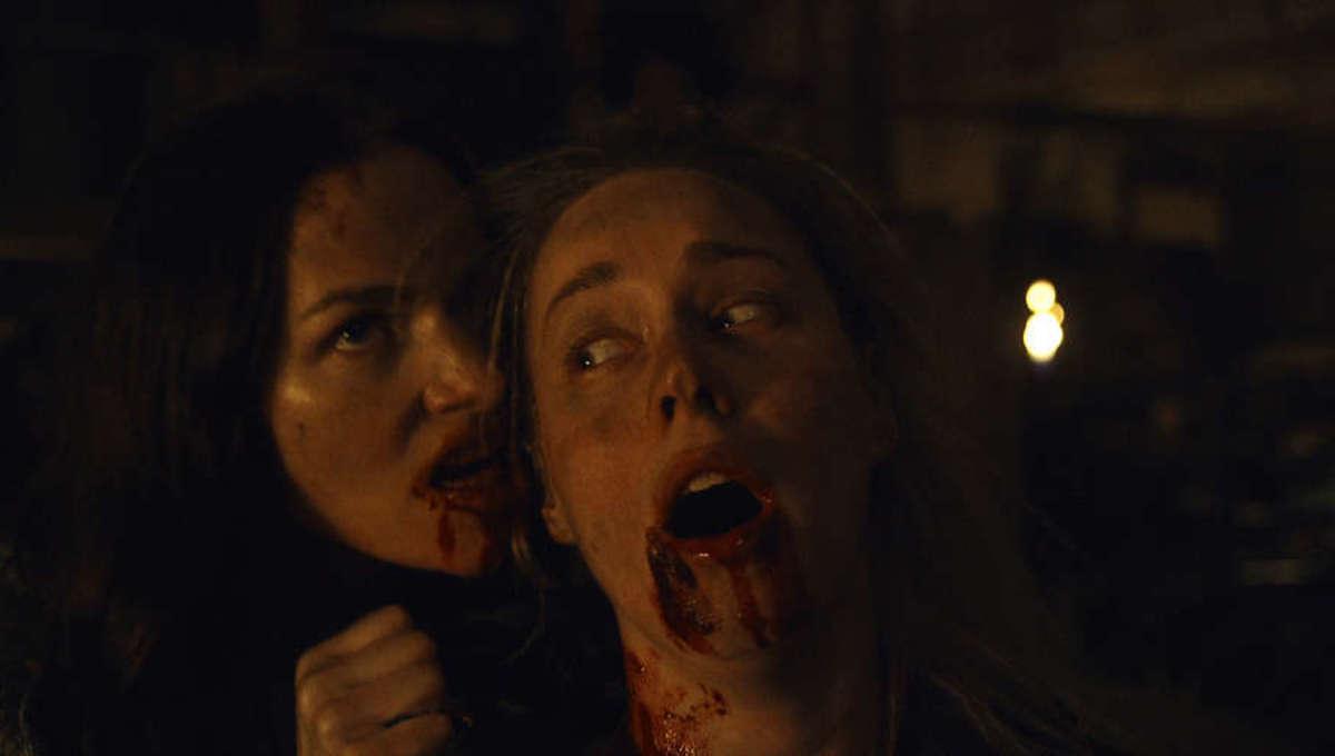 SYFY Vanessa Van Helsing Season 1 Episode 10