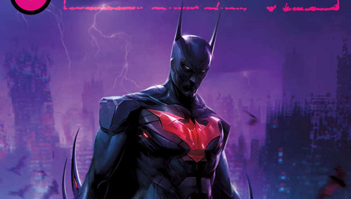 Batman Urban Legends 7 Batman Beyond cover