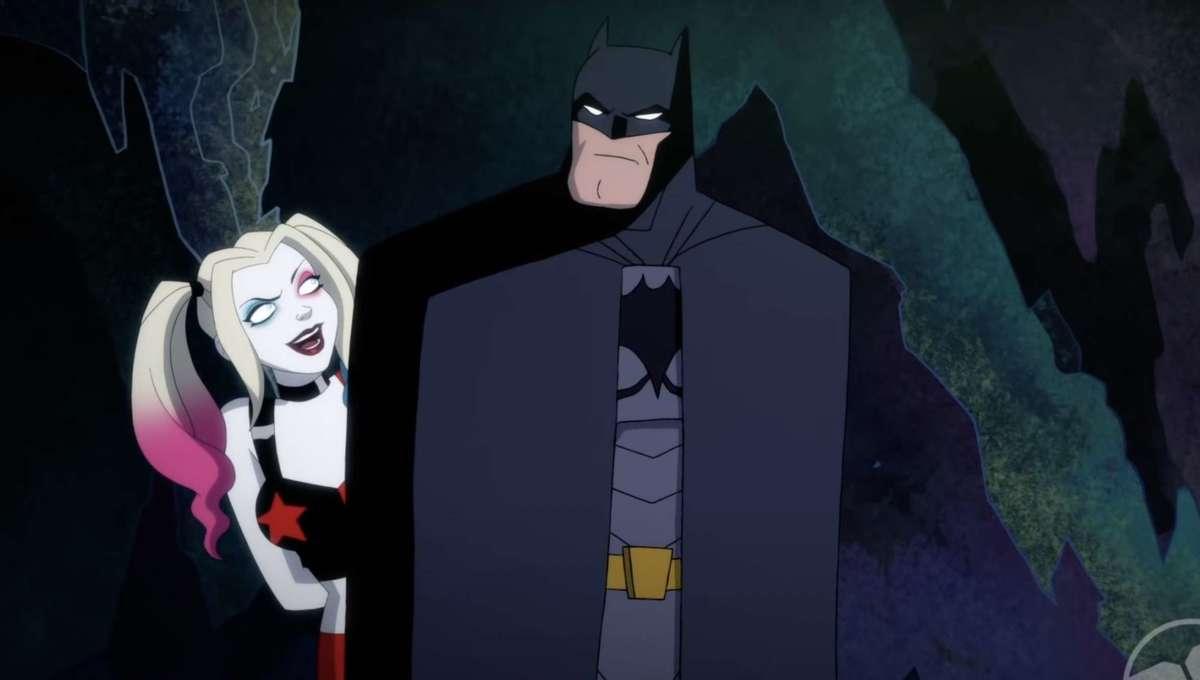 DC Universe Batman Harley Quinn