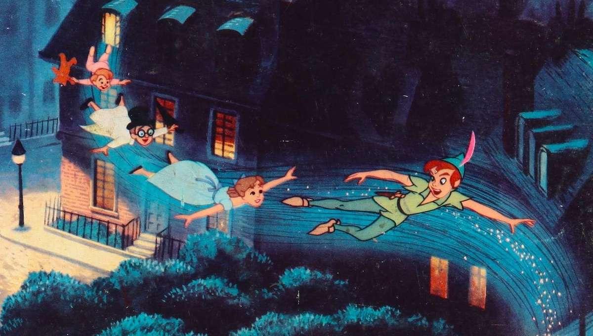Disney Peter Pan 1953