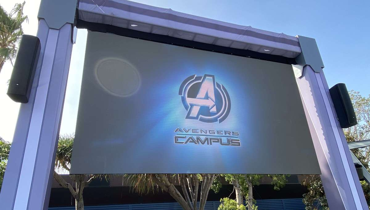 The Avengers Campus
