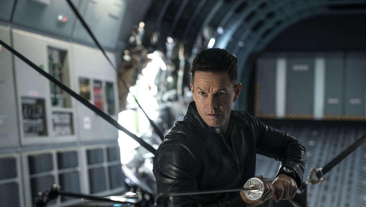 Mark Wahlberg Infinite
