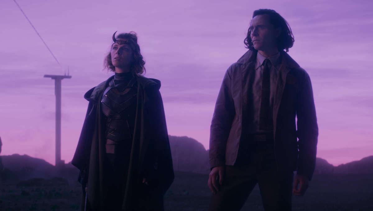 Loki (Loki and Sylvie)
