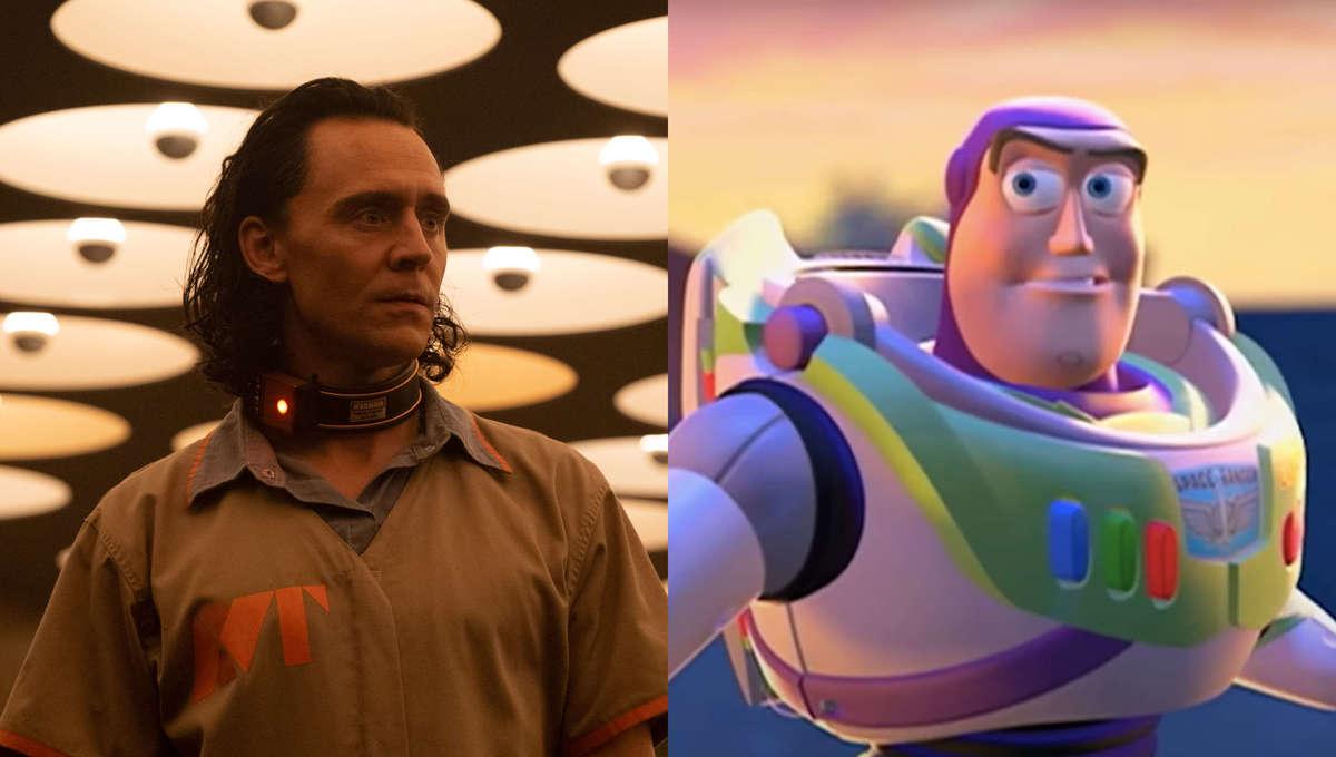 Loki Buzz Lightyear