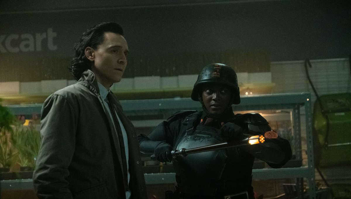 Loki (Loki and B-15)
