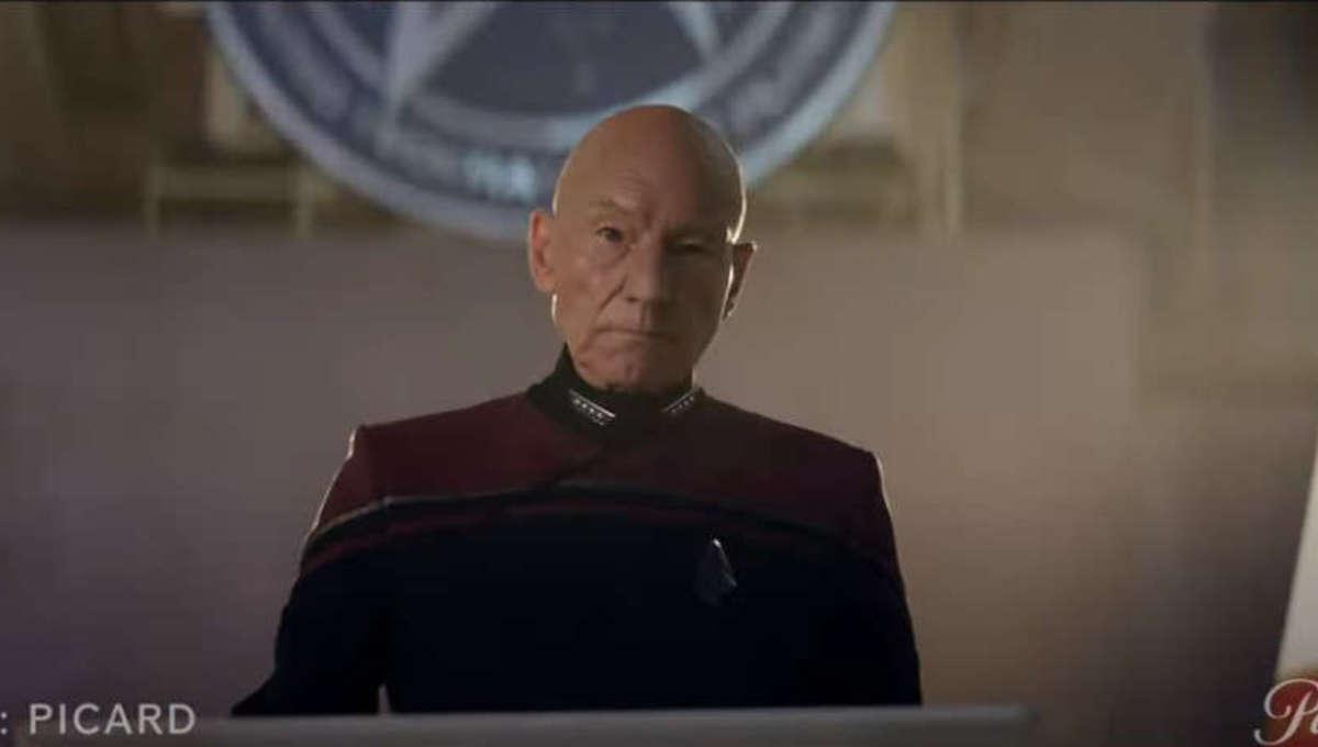 Picard Season 2 Teaser