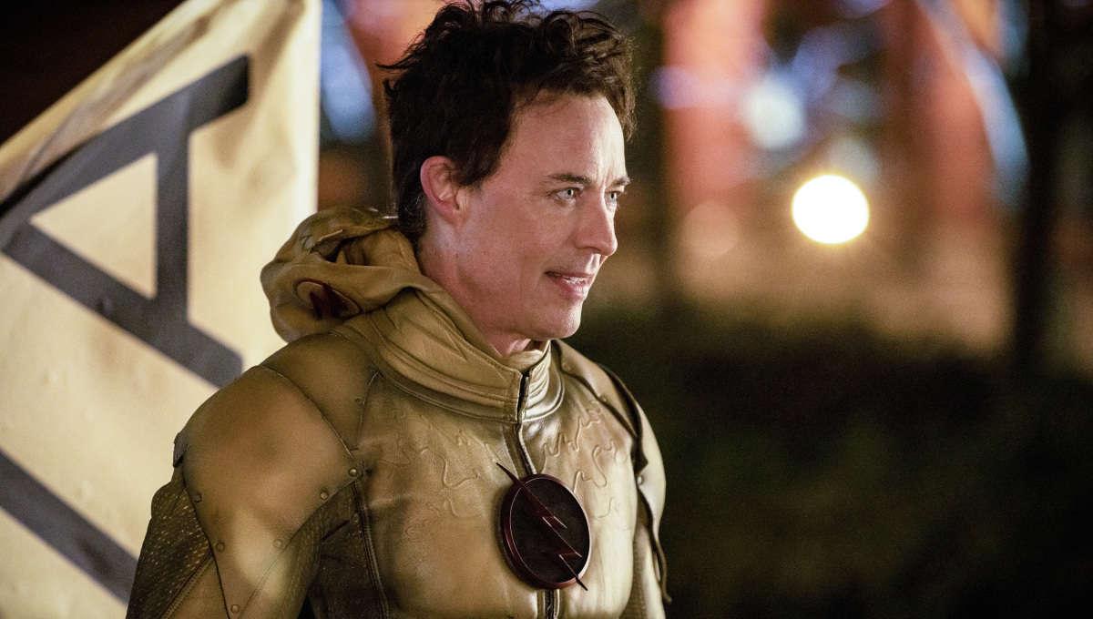 The Flash Tom Cavanagh Reverse Flash