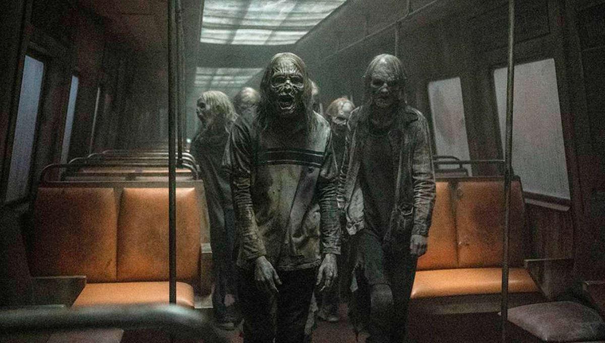 TWD Season 11 Zombies