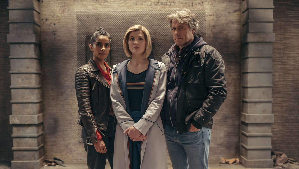 Doctor Who 13 Press Image