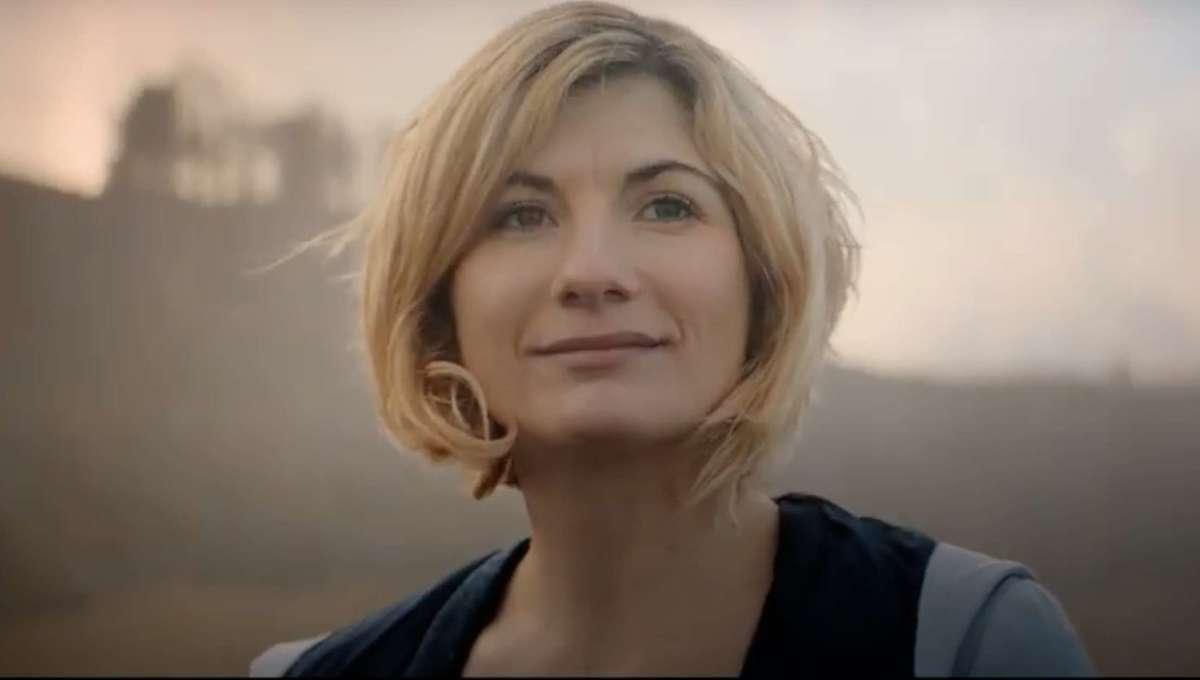 Doctor Who Season 13 Trailer Screenshot