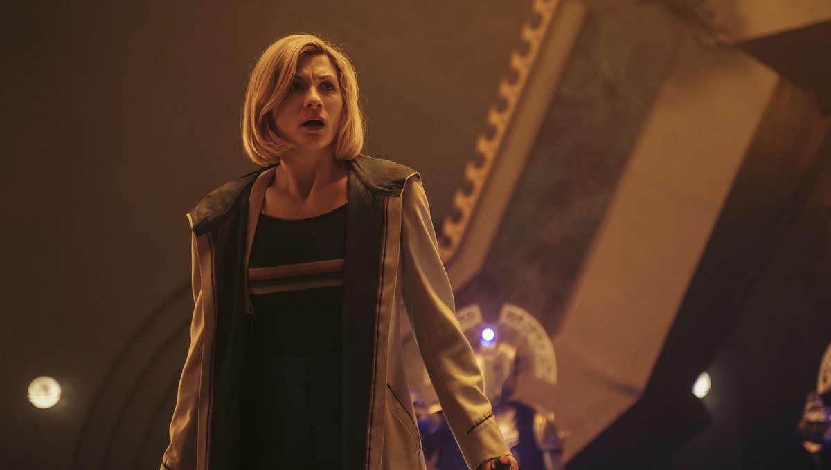 Doctor Who Jodie Whittaker Season 12