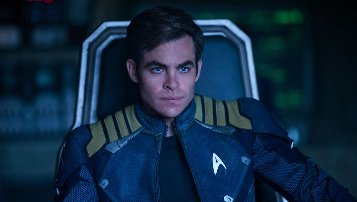 Star Trek Chris Pine